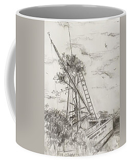 Morning Star Coffee Mug by Stan Tenney