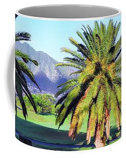 Morning Sun At Dunes Golf Course Coffee Mug