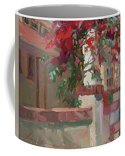 Morning Sun Banning House Coffee Mug