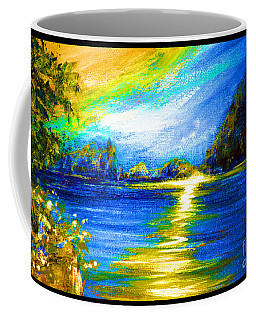 Morning Sunrise 9.6 Coffee Mug
