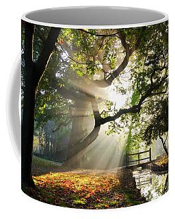 Morning Sunrise In Hampden Park Coffee Mug