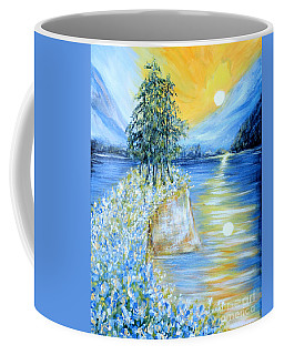 Morning Sunrise. Inspirations Collection Coffee Mug