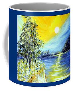 Morning Sunrise. Life Is Beautiful Coffee Mug