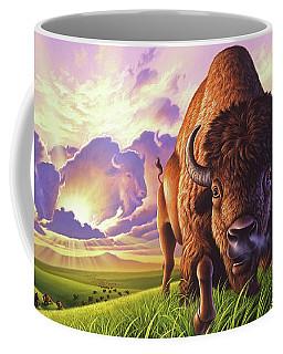Morning Thunder Coffee Mug