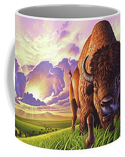 Morning Thunder Coffee Mug