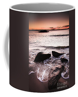 Coffee Mug featuring the photograph Morning Tide by Jorgo Photography - Wall Art Gallery