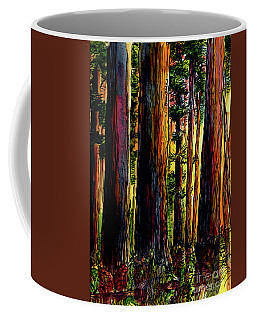 Morning Trees Coffee Mug