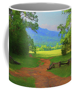 Morning View Coffee Mug by Geraldine DeBoer