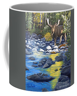 Morning Visitor Coffee Mug