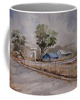 Morning Walk 2 Coffee Mug