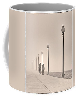 Morning Walk Coffee Mug by Don Spenner