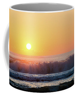 Morning Waves Coffee Mug