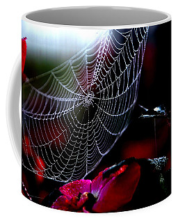 Morning Web Coffee Mug
