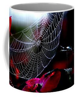 Morning Web Coffee Mug