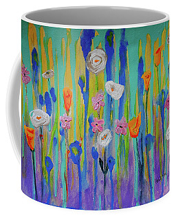 Morning Wildflowers Coffee Mug