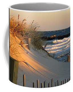 Coffee Mug featuring the photograph Morning's Light by Dianne Cowen