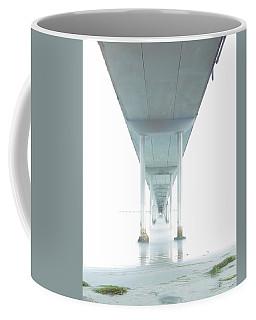 Mornings Underneath The Pier Coffee Mug