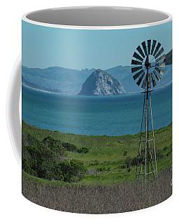 Moro Bay Coffee Mug by Loriannah Hespe