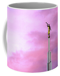 Moroni At Dawn Coffee Mug