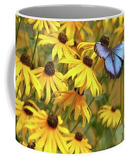 Morpho Butterfly Coffee Mug