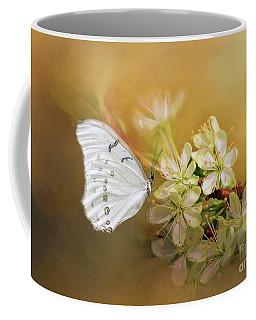 Morpho Luna  Coffee Mug by Eva Lechner