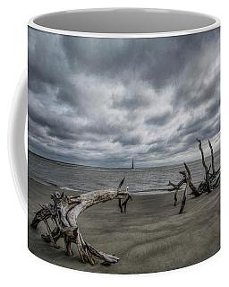 Morris Island Lighthouse Coffee Mug