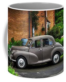 Morris Minor Coffee Mug by Pennie  McCracken
