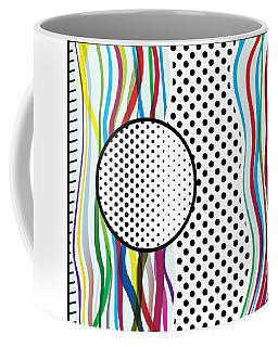 Morris Pop-art Coffee Mug