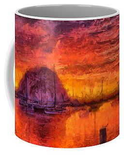 Morro Bay Marina Coffee Mug