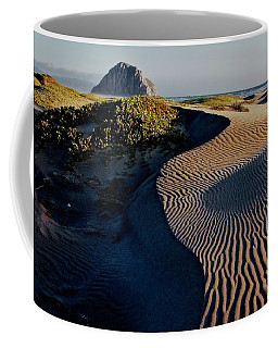 Morro Strand State Beach, California Coffee Mug