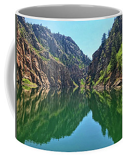 Morrow Point Reservoir Coffee Mug