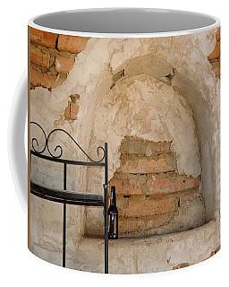 Coffee Mug featuring the digital art Mortar And Beer by Lynda Lehmann