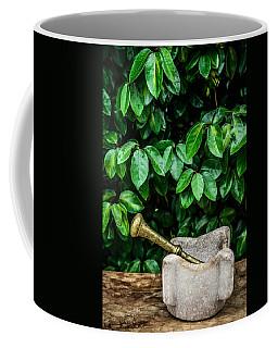 Mortar And Pestle Coffee Mug