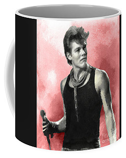 Morten Harket - A-ha Coffee Mug