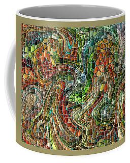 Mosaic #75 Coffee Mug