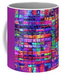 Mosaic Twist Coffee Mug