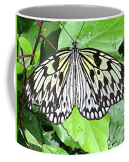 Mosaic Wing Spread Coffee Mug