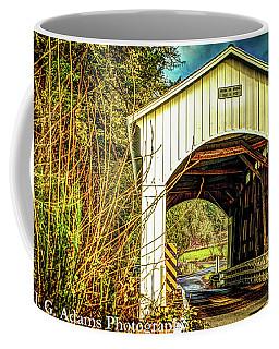 Mosby Creek Bridge Coffee Mug