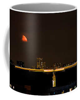 Moscow By Night Coffee Mug