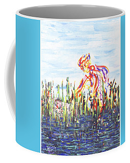 Moses In The Rushes Coffee Mug