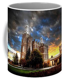 Moses Light Coffee Mug by David Andersen