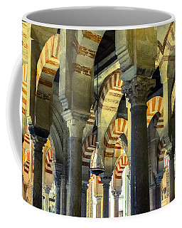 Mosque Cathedral Of Cordoba 2 Coffee Mug
