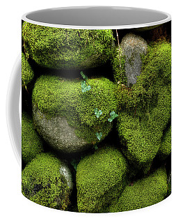 Coffee Mug featuring the photograph Moss And Ivy by Mike Eingle