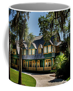 Moss Cottage Coffee Mug