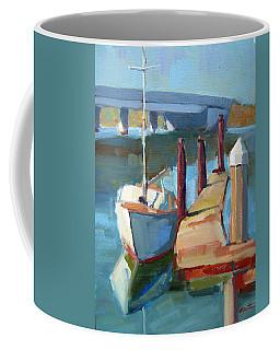 Moss Landing Morning Coffee Mug