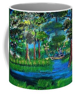 Moss Picker Impression Digital Coffee Mug