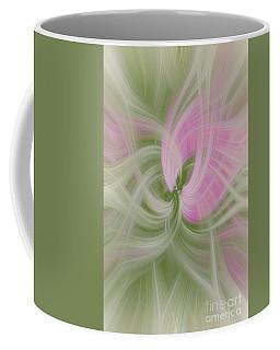 Moss Rose Twirl Coffee Mug