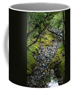 Moss Stream Coffee Mug