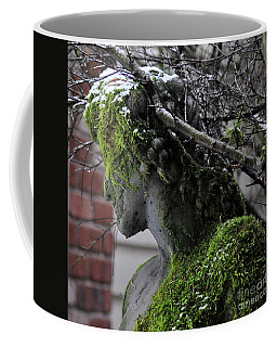 Mossy Bacchus Coffee Mug by Tanya Searcy