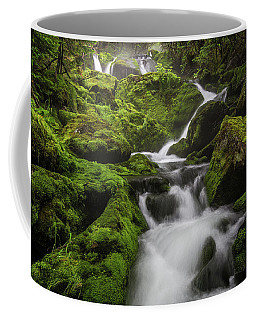 Mossy Fall #3 Coffee Mug